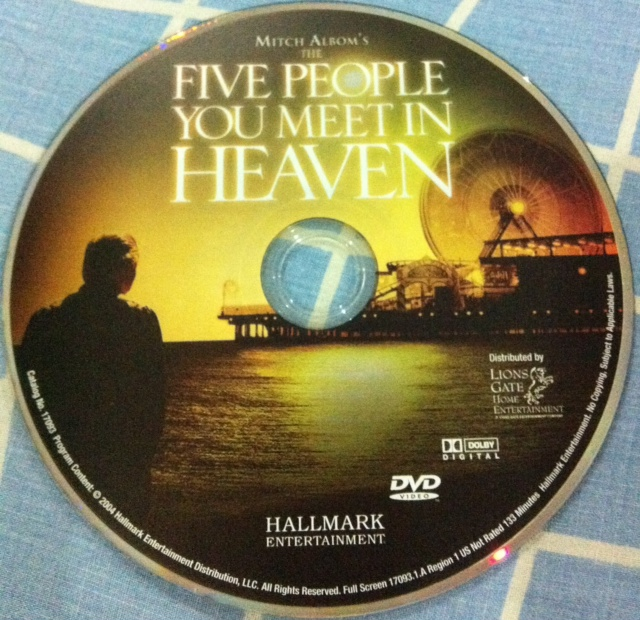 5 people you meet in heaven essay The five people you meet in heaven by mitch albom is an allegorical story of a man named eddie who dies, goes to heaven, and meets five people who, in some way or another, were impacted or had an impact on his life.